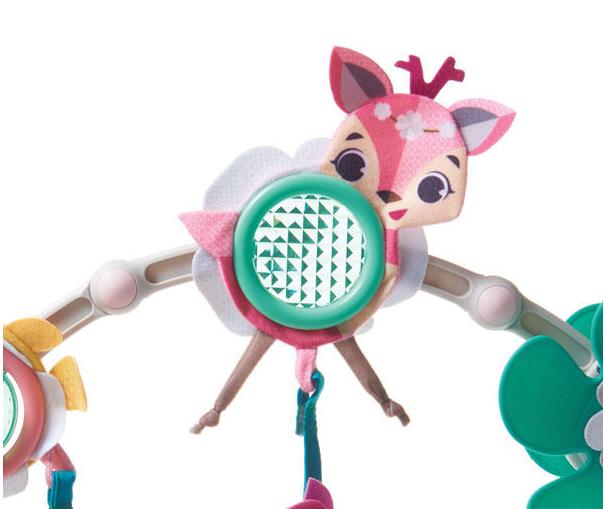 Oblouk s hračkami Lesní zvířátka
