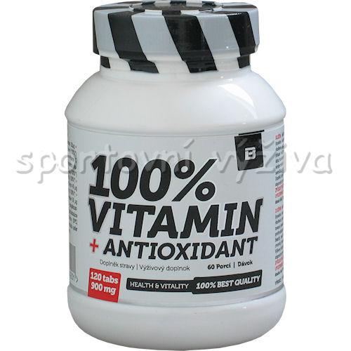 BS Blade 100% Vitamin antioxidant 120tbl