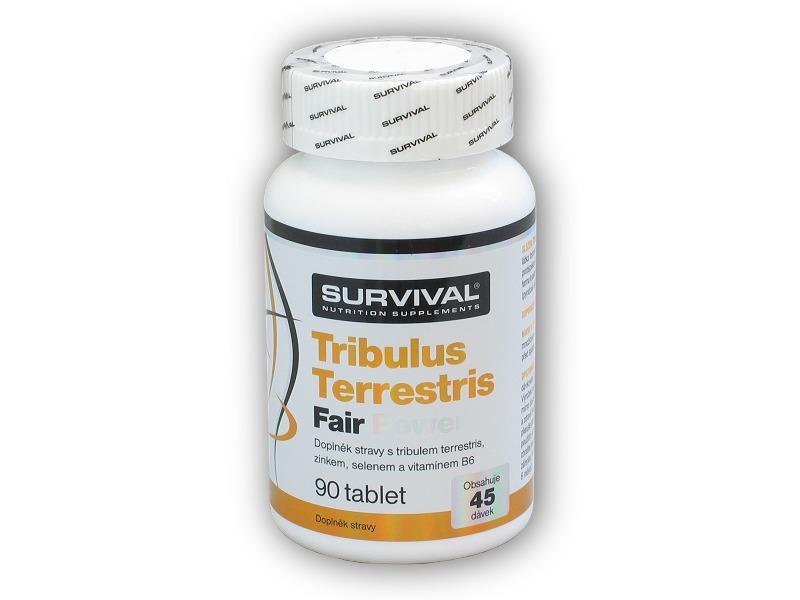 Tribulus Terrestris 40 Fair Power 90 tablet