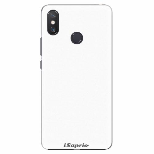 Plastový kryt iSaprio - 4Pure - bílý - Xiaomi Mi Max 3