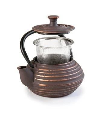 Litinová konvička na čaj Kuta 300ml