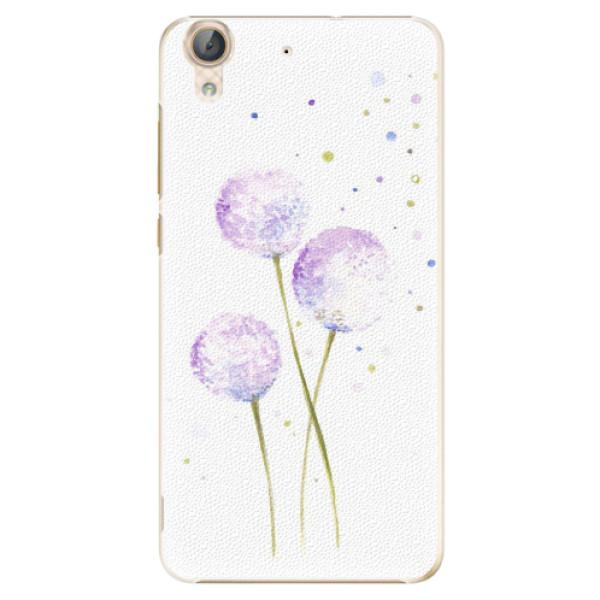 Plastové pouzdro iSaprio - Dandelion - Huawei Y6 II