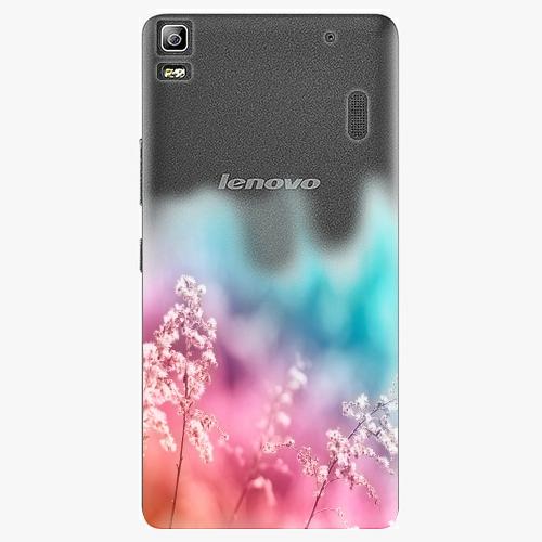 Plastový kryt iSaprio - Rainbow Grass - Lenovo A7000