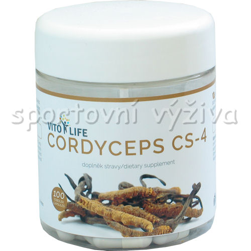 Cordyceps Sinensis CS-4 100 kapslí