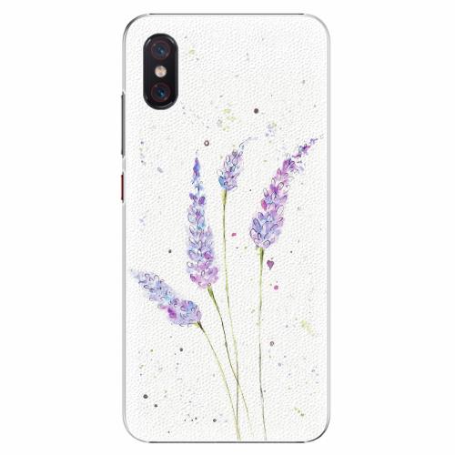 Plastový kryt iSaprio - Lavender - Xiaomi Mi 8 Pro