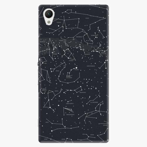 Plastový kryt iSaprio - Night Sky 01 - Sony Xperia Z1