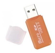 Čtečka MicroSD USB 2.0 - X8HW-24