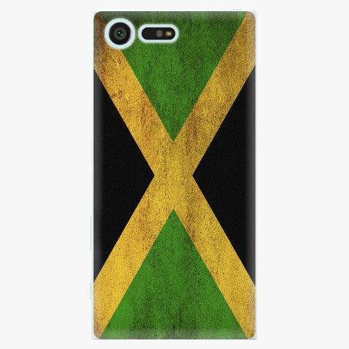 Plastový kryt iSaprio - Flag of Jamaica - Sony Xperia X Compact