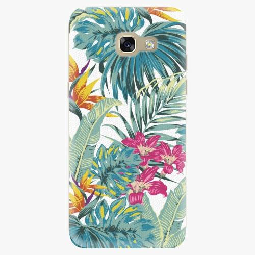 Plastový kryt iSaprio - Tropical White 03 - Samsung Galaxy A5 2017