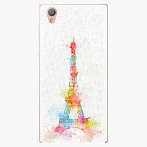 Plastový kryt iSaprio - Eiffel Tower - Sony Xperia L1