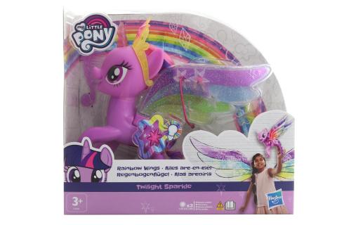 My Little Pony Twilight Sparkle s duhovými křídly