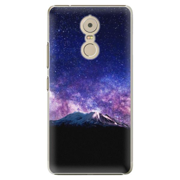 Plastové pouzdro iSaprio - Milky Way - Lenovo K6 Note