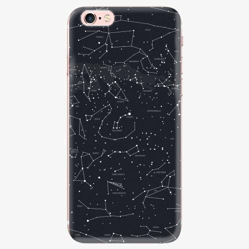 Silikonové pouzdro iSaprio - Night Sky 01 - iPhone 7