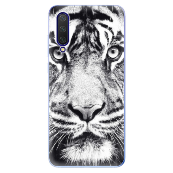 Odolné silikonové pouzdro iSaprio - Tiger Face - Xiaomi Mi 9 Lite