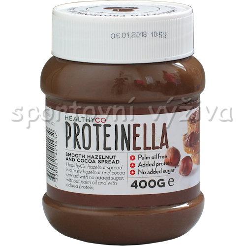 Proteinella jemné oříšky 400g