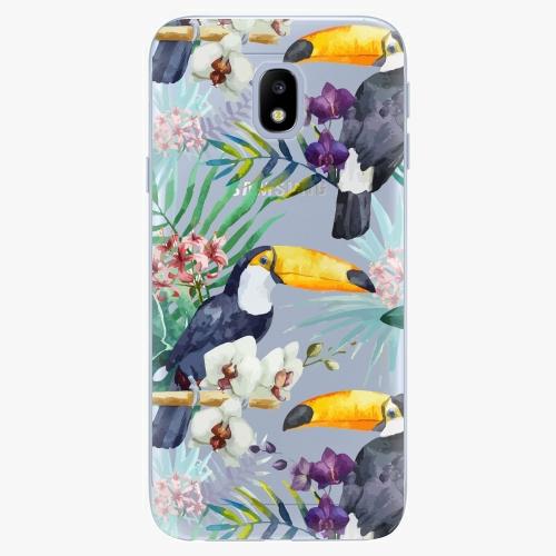 Tucan Pattern 01   Samsung Galaxy J3 2017