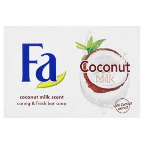 Mýdlo Coconut Milk 90g