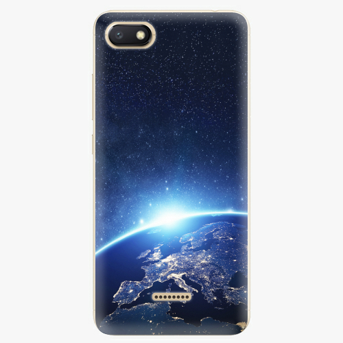 Plastový kryt iSaprio - Earth at Night - Xiaomi Redmi 6A