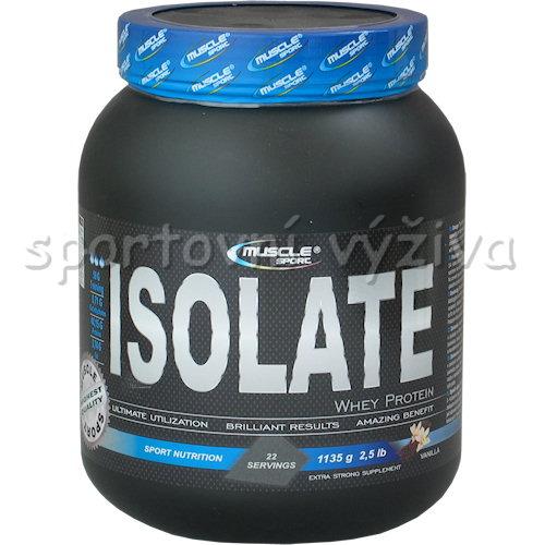Whey Isolate - 1135g-cokolada