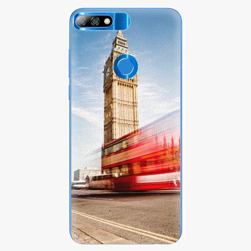 Plastový kryt iSaprio - London 01 - Huawei Y7 Prime 2018