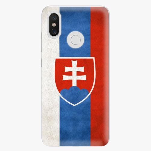Plastový kryt iSaprio - Slovakia Flag - Xiaomi Mi 8