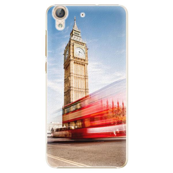 Plastové pouzdro iSaprio - London 01 - Huawei Y6 II