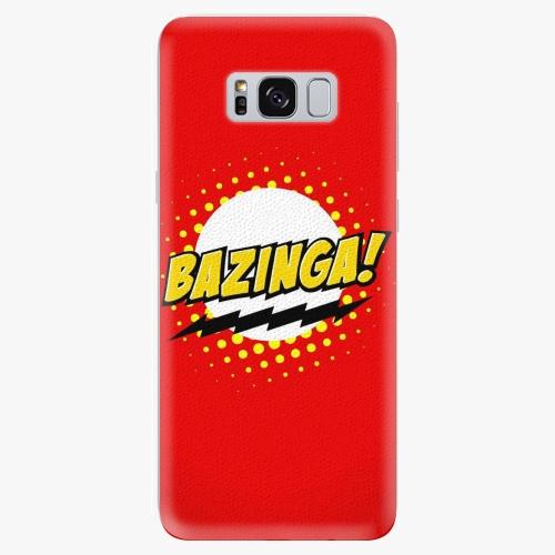 Plastový kryt iSaprio - Bazinga 01 - Samsung Galaxy S8 Plus