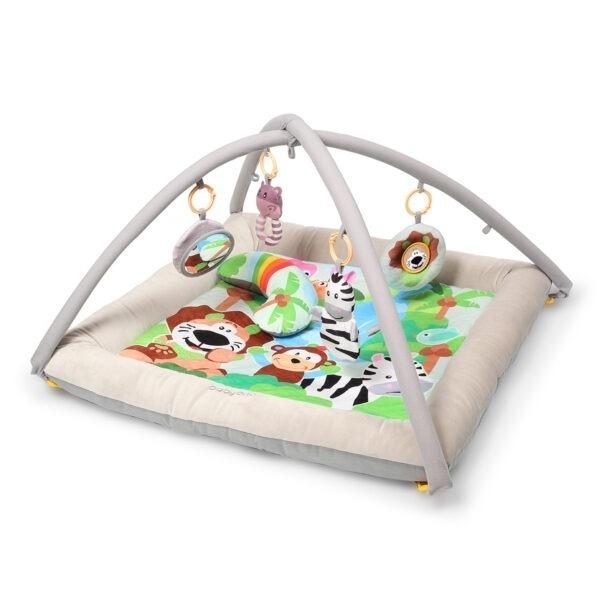 BabyOno Hrací deka Baby Ono - Savanna