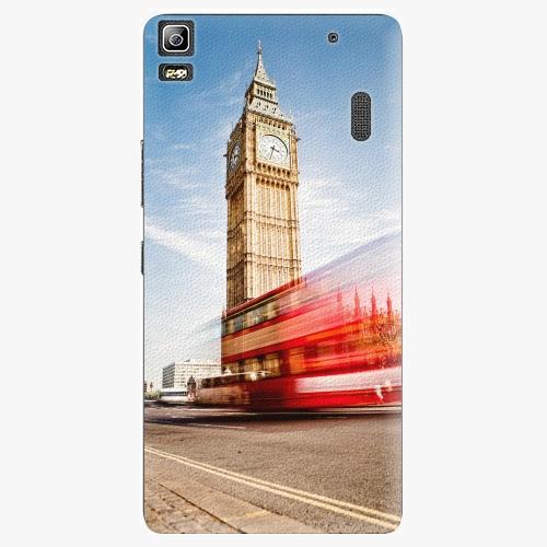 Plastový kryt iSaprio - London 01 - Lenovo A7000