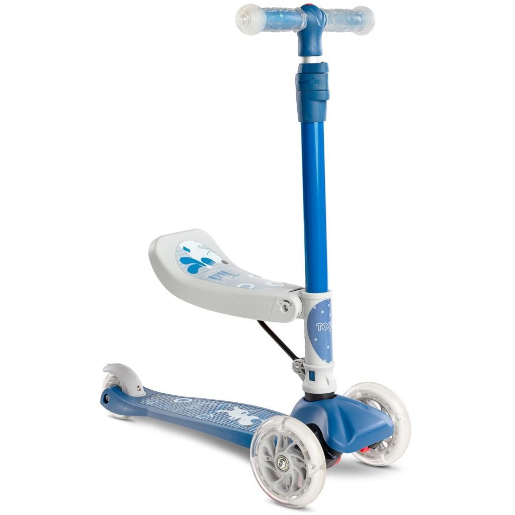 Dětská koloběžka Toyz Tixi - blue - modrá