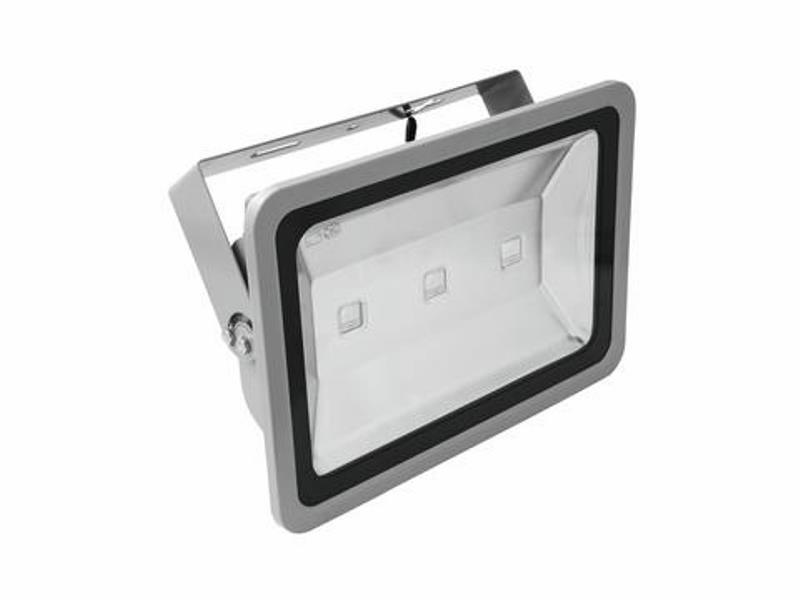 Eurolite LED IP FL-150 COB RGB 120 s dálkovým ovladačem, stříbrný