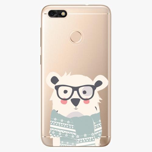 Plastový kryt iSaprio - Bear with Scarf - Huawei P9 Lite Mini