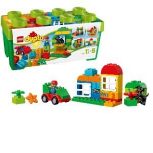 LEGO DUPLO Box plný zábavy 10572 STAVEBNICE
