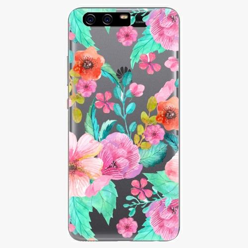 Plastový kryt iSaprio - Flower Pattern 01 - Huawei P10 Plus