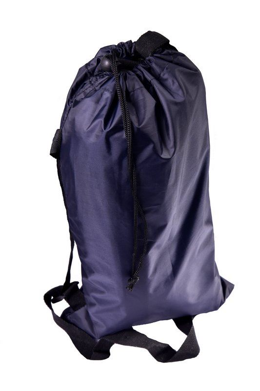 Nafukovací vak Lazy bag jednovrstvý - černý