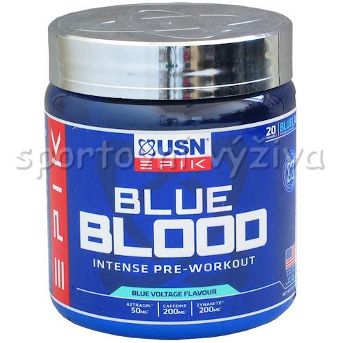 Epic Blue Blood