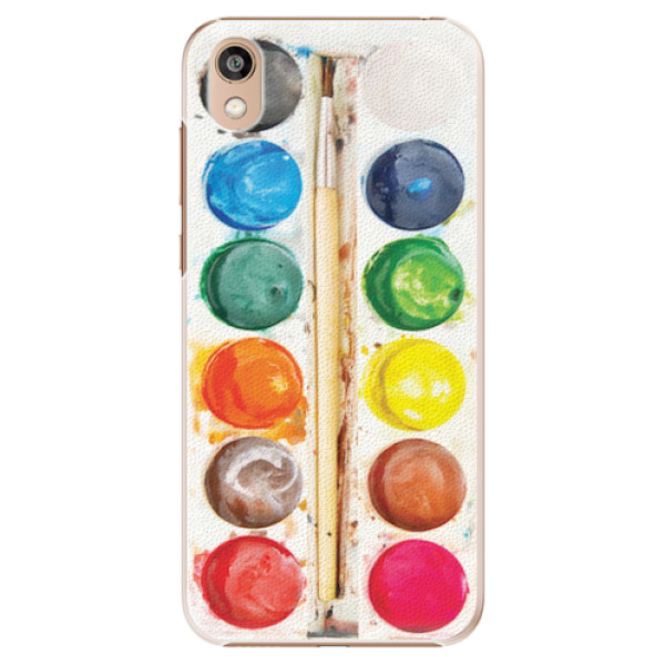 Plastové pouzdro iSaprio - Watercolors - Huawei Honor 8S