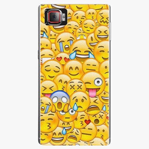 Plastový kryt iSaprio - Emoji - Lenovo Z2 Pro
