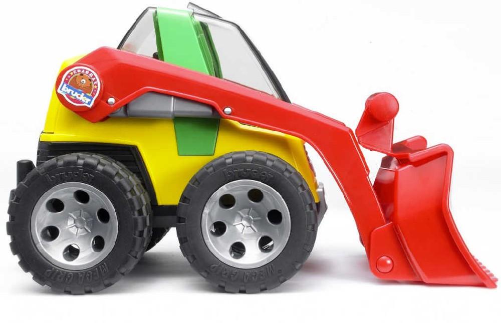 BRUDER 20060 Auto Mininakladač