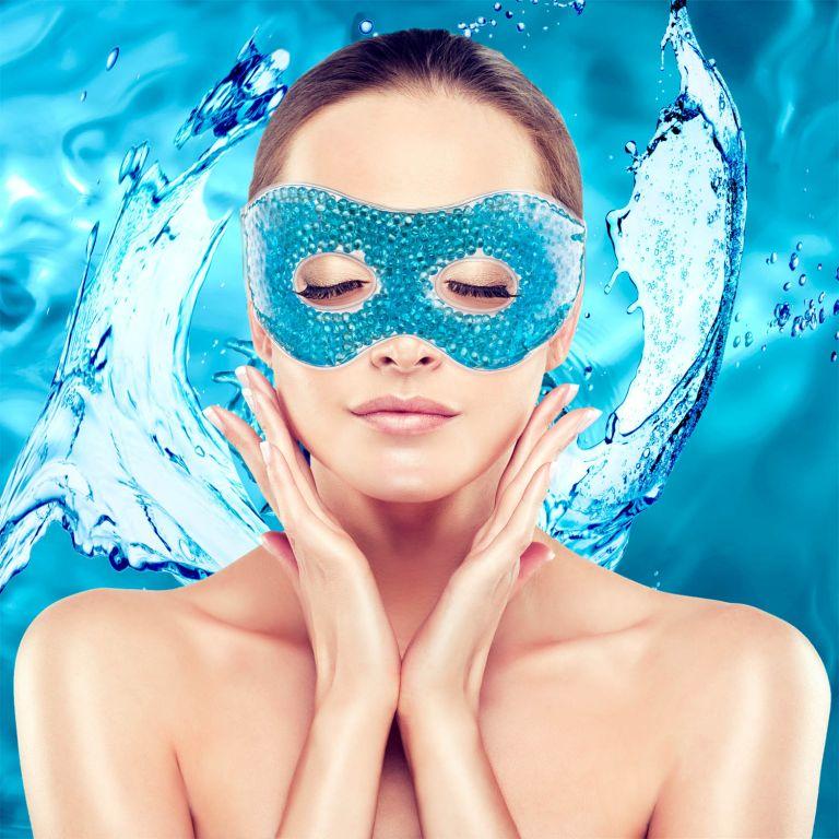Feluna oční maska s chladivým gelem