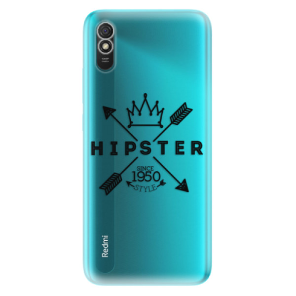Odolné silikonové pouzdro iSaprio - Hipster Style 02 - Xiaomi Redmi 9A