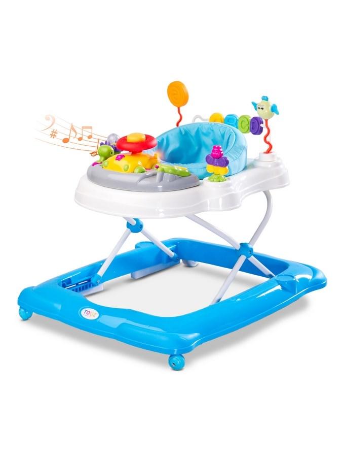 Dětské chodítko Toyz Stepp - blue - modrá