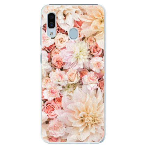 Plastové pouzdro iSaprio - Flower Pattern 06 - Samsung Galaxy A20