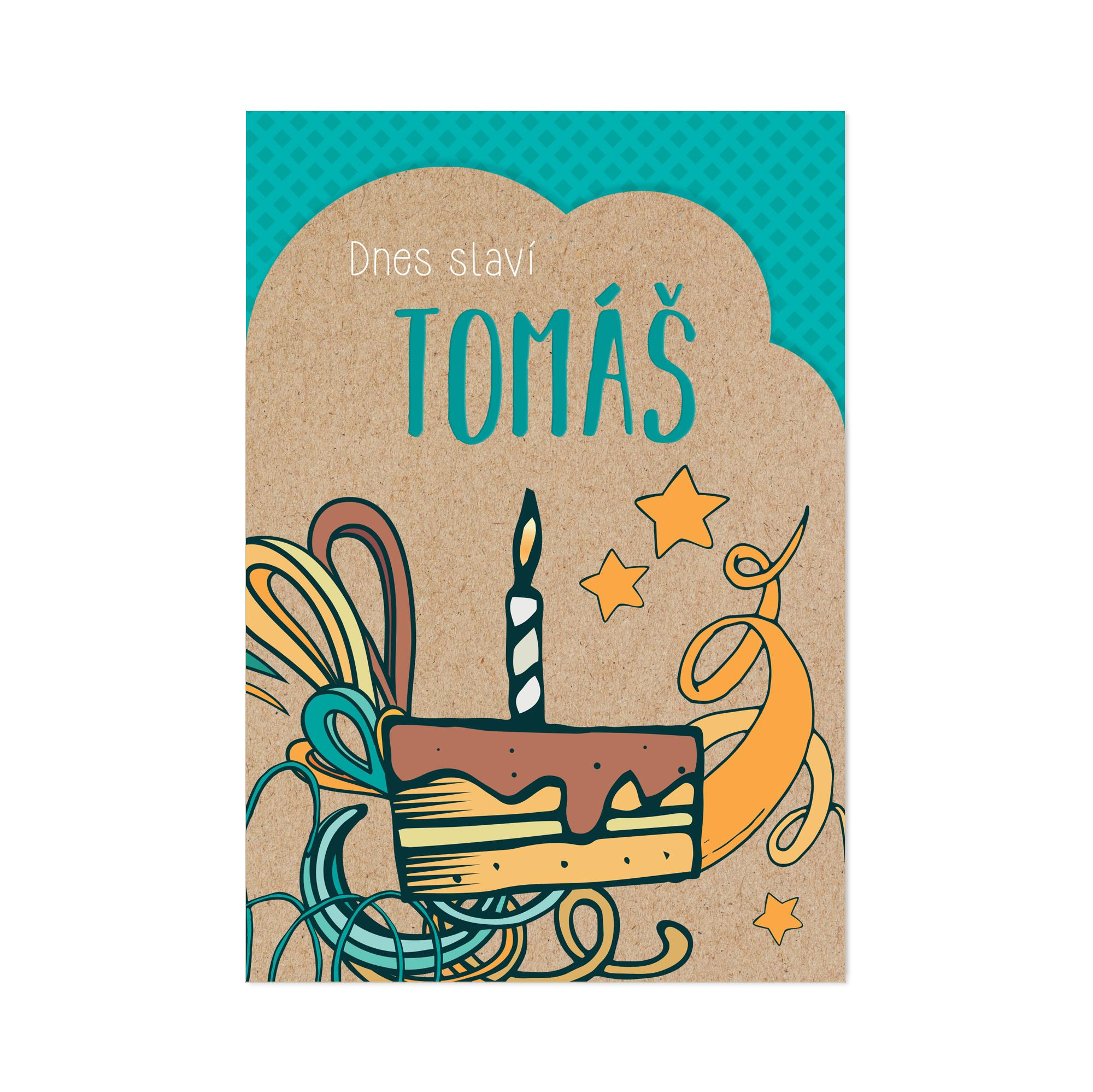 Přání - Tomáš