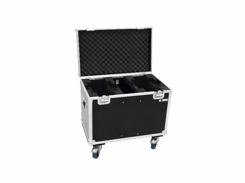 Roadinger Flightcase 2x TMH-X25