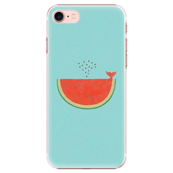 Plastové pouzdro iSaprio - Melon - iPhone 7