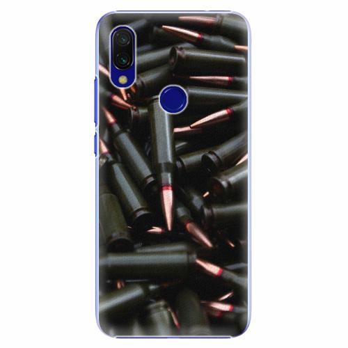 Plastový kryt iSaprio - Black Bullet - Xiaomi Redmi 7