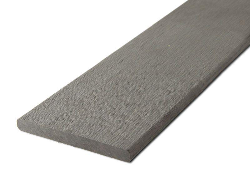 Zakončovácí lišta G21 plochá 0,9*10*200cm, Incana mat. WPC