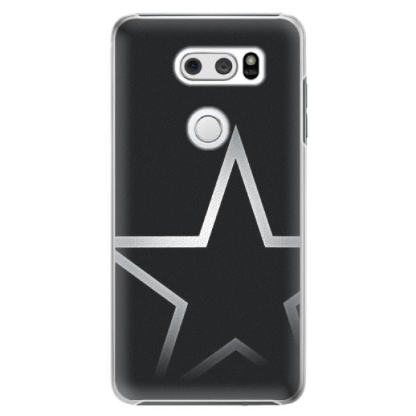 Plastové pouzdro iSaprio - Star - LG V30