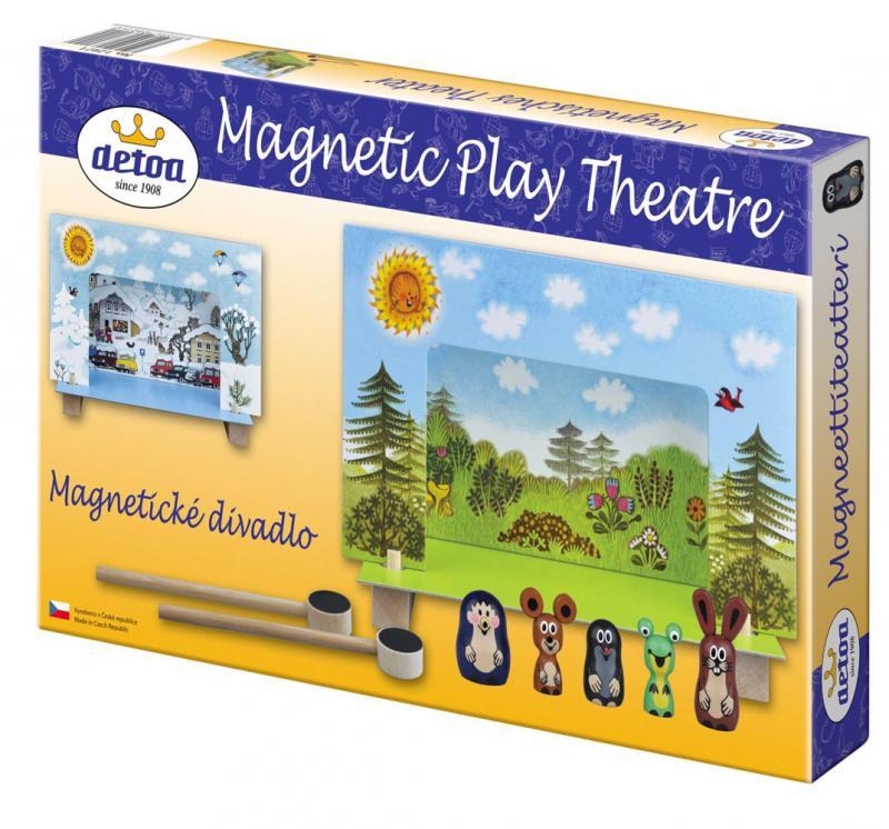 Magnetické divadlo Krtek